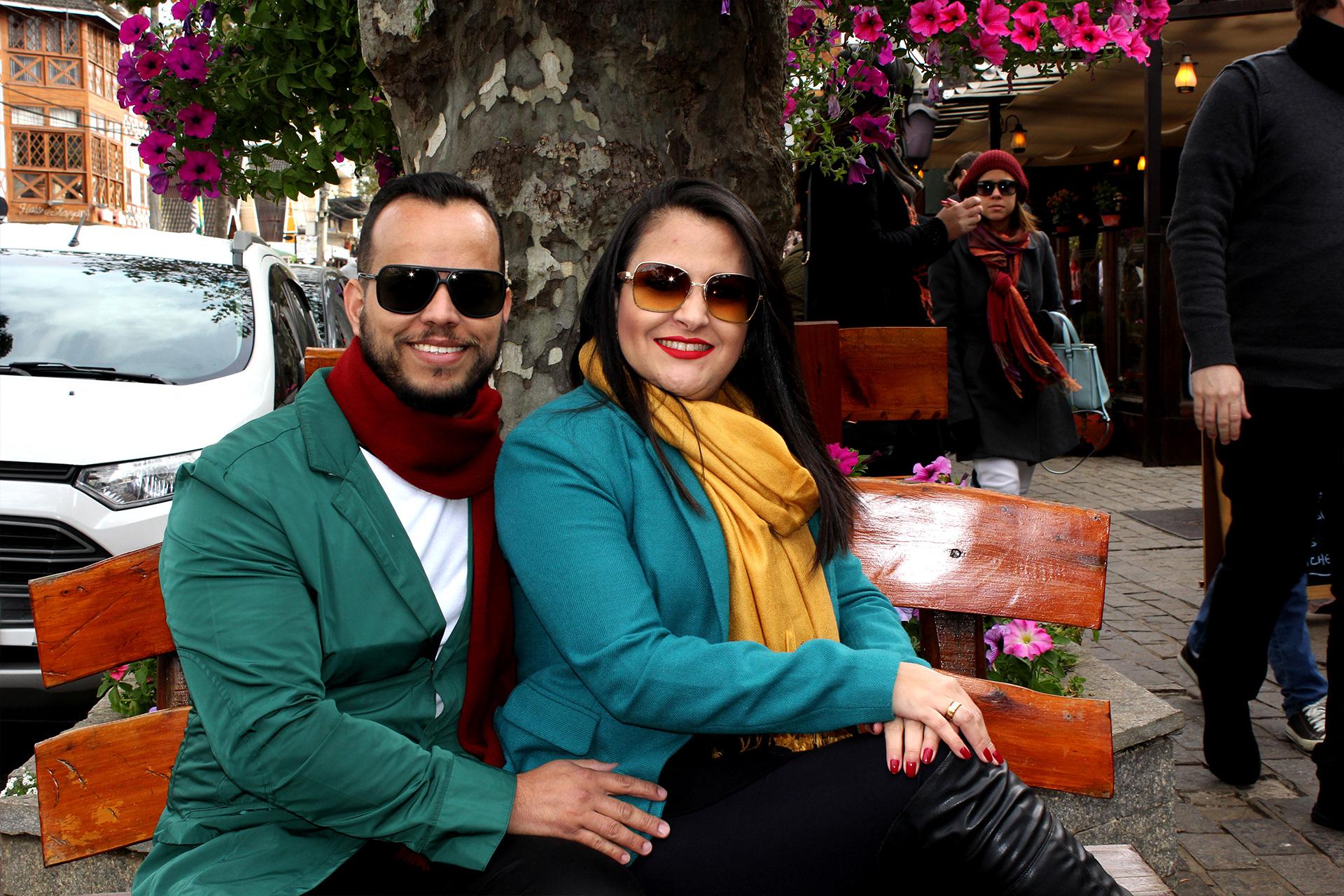 Juliana e Leandro